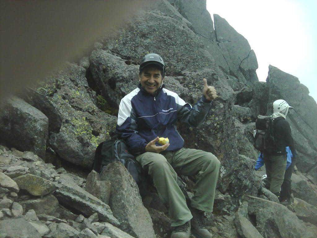 Walo's Last Climb